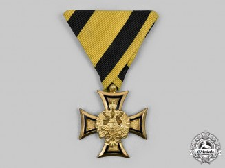 Austria, Imperial. A Long Service Cross, II Class for 35/40 Years