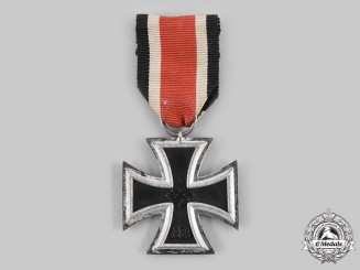 Germany, Wehrmacht. A 1939 Iron Cross II Class, by Gustav Brehmer