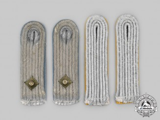 Germany, Wehrmacht. Lot of Wehrmacht Officer Shoulder Boards