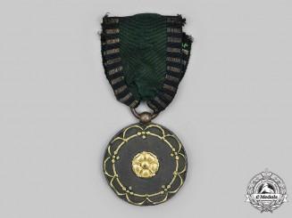 Saxe-Gotha-Altenburg. A War Medal for 1814-1815, for Enlisted Men