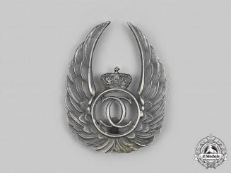 Romania, Kingdom. An Air Force Observer Badge, c. 1940