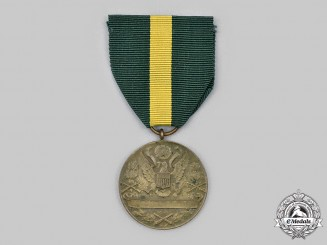 United States. A Mexican Border Service Medal, to Private Harold S. Staysa, New York Army National Guard