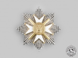 Serbia, Republic. An Order of Takovo, Grand Cross Star