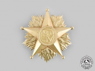 Italy, Republic. An Order of the Star of the Italian Solidarity, I Class Grand Officer, c.1950