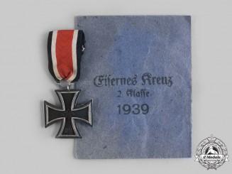 Germany, Wehrmacht. A 1939 Iron Cross II Class, by Jakob Bengel