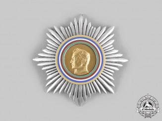 International. A Bolivarian Sport Order, Grand Cross Star, c. 1950