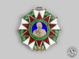 Central African Republic. An Order of Operation Bokassa, Grand Cross, c. 1976