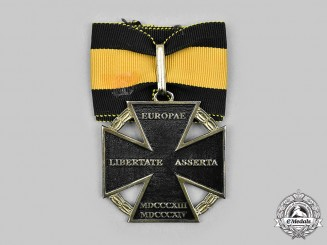 Austria, Imperial. An 1813-1814 Grand Cross, Museum Exhibition Example