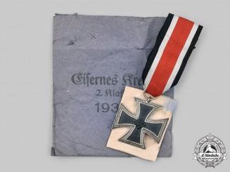 Germany, Wehrmacht. A 1939 Iron Cross II Class, by Franz Petzl