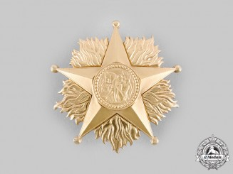 Italy, Republic. An Order of the Star of the Italian Solidarity, I Class Grand Officer, c.1960