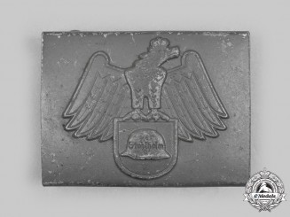 Germany, Der Stahlhelm. A Stahlhelm Member's Belt Buckle