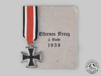 Germany, Wehrmacht. A 1939 Iron Cross II Class, by Wilhelm Deumer