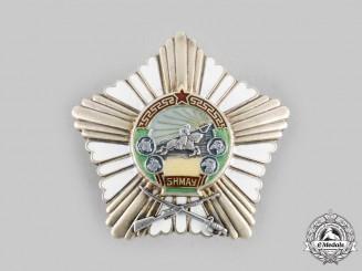 Mongolia, People's Republic. An Order of Combat Valour, c.1960