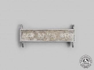 Canada, United Kingdom. A Canada General Service Medal Red River 1870 Clasp