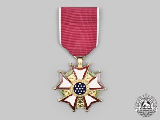 United States. A Legion of Merit, Legionnaire Grade