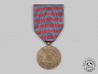 Liberia, Republic. A Medal for Merit, Bronze Grade