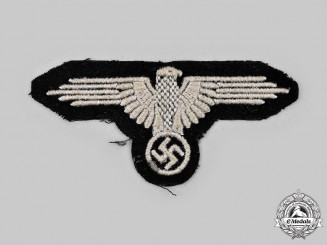 Germany, SS. A SS EM/NCO's Sleeve Eagle