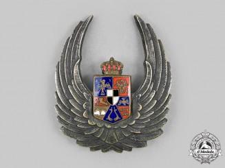 Romania, Kingdom A Royal Air Force War Observer Badge, c.1944