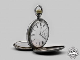 United Kingdom. A Diplomatic Presentation Pocket Watch, c.1885