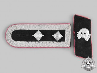 Germany, Heer. A Set of Heer Panzer Oberfeldwebel Uniform Insignia