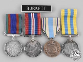 Canada. A Second War, Korean War & Suez Crisis Group, Canadian Army