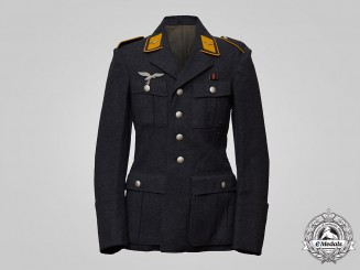Germany, Luftwaffe. A Flieger Service Tunic