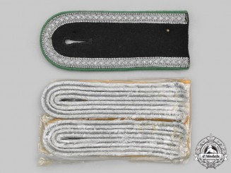 Germany, Wehrmacht. A Lot of Shoulder Boards