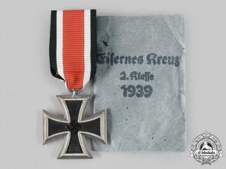 Germany, Wehrmacht. A 1939 Iron Cross II Class, by Josef Feix & Söhne