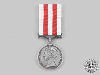 United Kingdom. An Indian Mutiny Medal 1857-1858, 14th Brigade, Royal Artillery