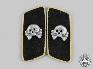 Germany, Heer. A Set of Heer Armoured Reconnaissance/Cavalry Collar Tabs