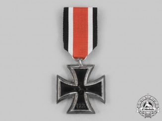 Germany, Wehrmacht. A 1939 Iron Cross II Class, by Franz Petzl