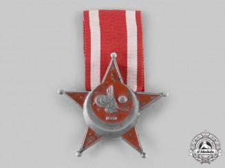 Turkey, Ottoman Empire. A War Medal, Galipoli Star, c.1915
