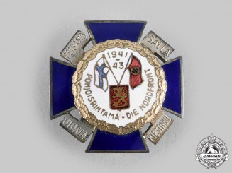Finland, Republic. A 1941-1942 Northern Front Cross