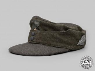 Germany, Heer. A Jäger EM/NCO's M43 Cap