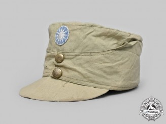 China, Republic. An Army Cap, c.1944