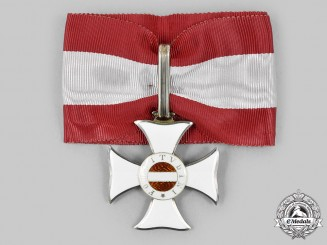 Austria, Imperial. An Order of Maria Theresa, Commander Cross, by Rothe, c. 1925