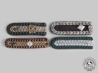 Germany, Third Reich. A Lot of Customs Service Shoulder Boards