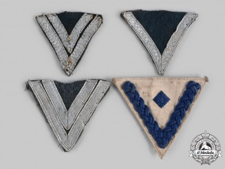 Germany, Third Reich. A Lot of Rank Chevrons