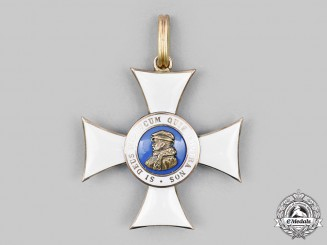Hesse-Darmstadt, Grand Duchy. An Order of Philip the Magnanimous, Commander's Cross in Gold