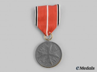 Germany, Third Reich. An Order of the German Eagle, Bronze Medal of Merit, Maker #30