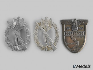 Germany, Wehrmacht. A Lot of Service Awards
