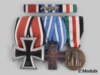 Germany, Wehrmacht. A Lot of Decorations