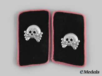 Germany, Heer. A Set of Panzer Collar Tabs