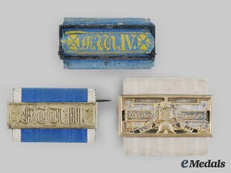 Germany, Imperial. A Lot of Long Service Clasps