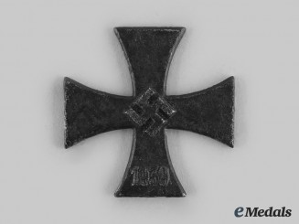 Germany, Wehrmacht. A 1939 Iron Cross II Class Core