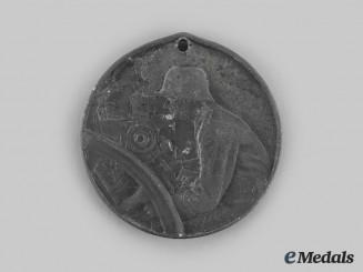 Germany, Heer. A 1938 Artillery Regiment Marksmanship Medal