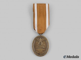 Germany, Wehrmacht. A West Wall Medal