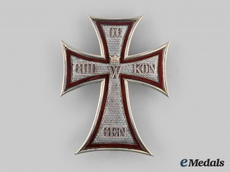 Denmark, Kingdom. An Order of the Dannebrog, I Class Commander, c.1930