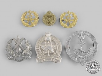 Canada. Six Cadet Badges