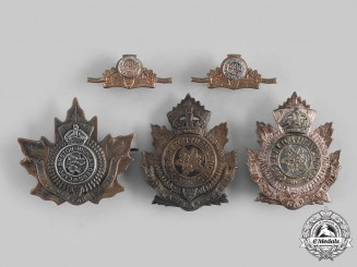 Canada. Five Cape Breton Highlanders Badges